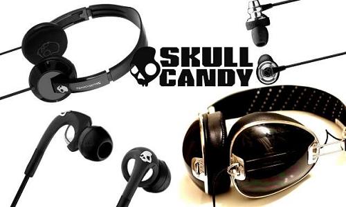 Skullcandy releases four new headphones and earphones