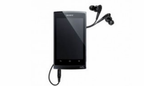 Enjoy music on the go with Sony's NW Z1060 walkman phone