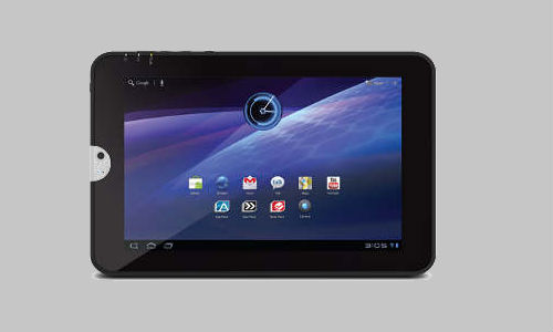 Toshiba Thrive upgraded with the Android 3.2