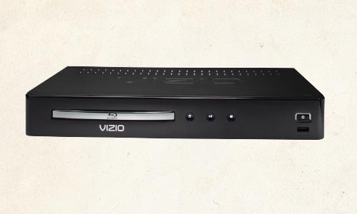 Vizio VBR122 Blue Ray Player with wireless internet