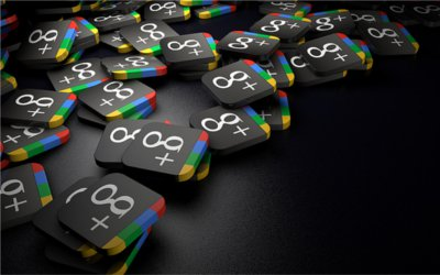 Badges identifying verification are handed out by Google+