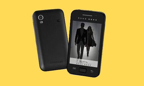Exert leverage cutting edge style with the Samsung Hugo Boss Smartphone