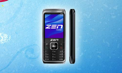 The Common Man's Boon-Presenting the Zen M75 mobile phone