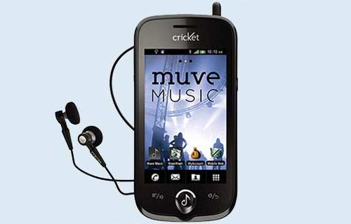 ZTE Chorus, music oriented phone