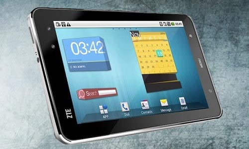 ZTE Tablet V55 heading to the stores by next year