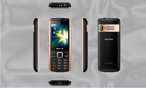 Maxx presents Primo, a multi media phone with dual LED Torch