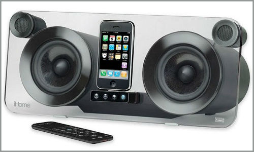 How to choose a speaker dock for iPod?