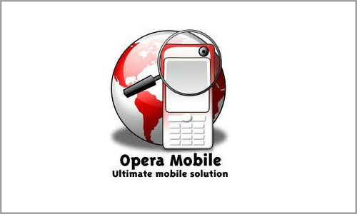 How to install Opera mini browser on Blackberry phone?