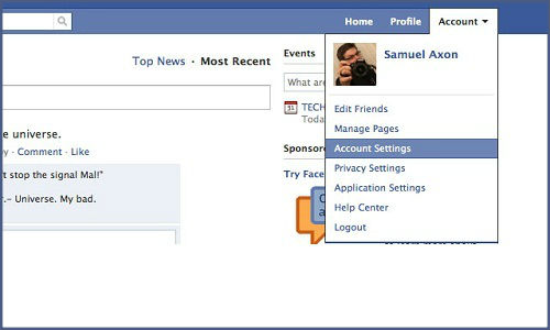 How to protect Facebook account - part 2
