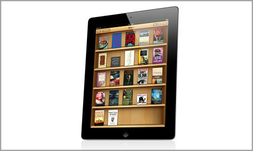 How to read books on iPad using iBooks application?