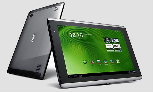Acer Iconia Tab A500 gets new software updates