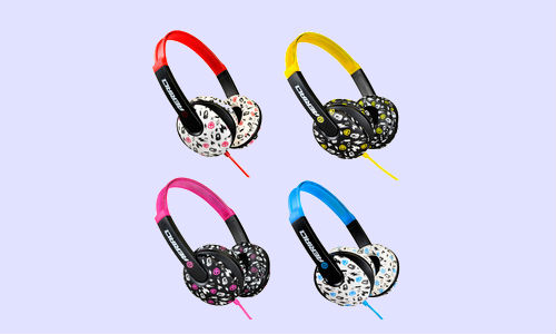 Aerial7 customized headphones for children