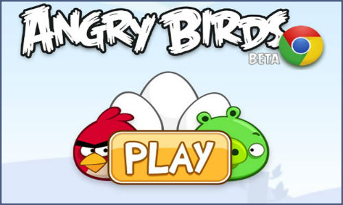 Angry Birds has arrived to RIM's PlayBook