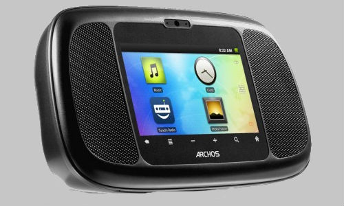 Android powered ARCHOS Web radio device announced