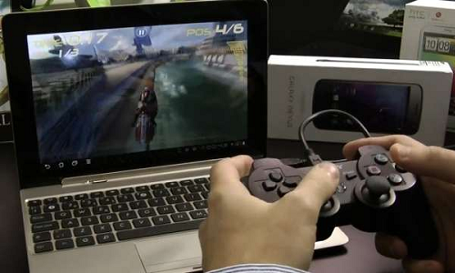 Asus Transformer tablet match Sony tablet for PS3 compatibility