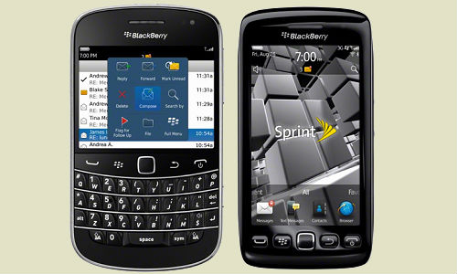 OS update for Blackberry 9930 and 9850