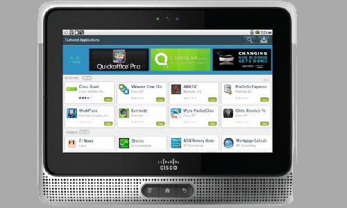 Cisco Tablet PCs to be unveiled soon