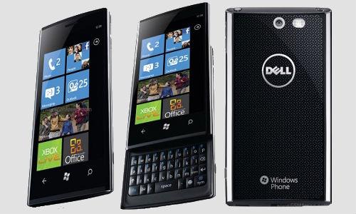 Dell Venue Pro Smartphone gets Mango O.S. update