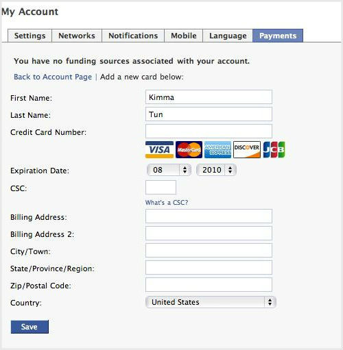 How to verify a Facebook account?