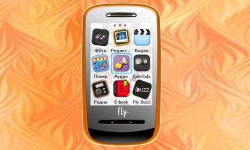 Fly E 200 dual SIM phones