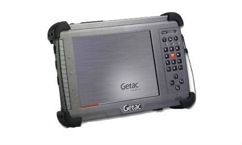 Getac Z710, the world's toughest android tablet PC