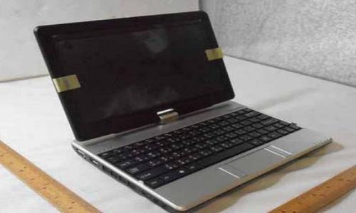 Gigabyte T1006 Cedar Trail Notebook unveiled