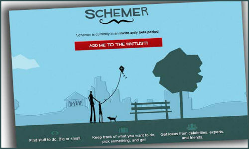 Google launches Schemer to attack Foursquare