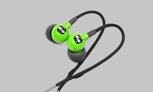 Waterproof sport headphones from H2O