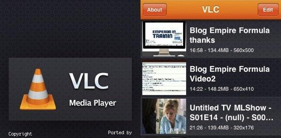How to play an encrypted video file in m4v?