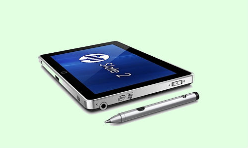 HP Releases Slate 2 Tablet PC Unveiled