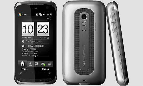 New HTC TouchPro2 Windows smartphone