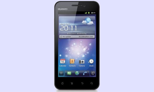 Huawei Mercury smartphone officially launched