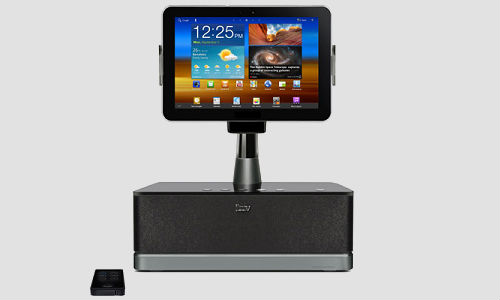 iLuv brings out the first audio docking station for Samsung Galaxy Tab
