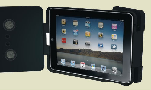 iMainGo XP speakers for iPad