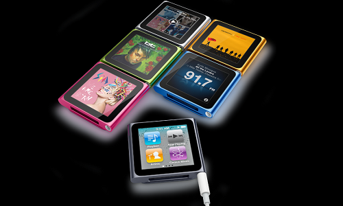 Apple recalls iPod Nano for health reasons