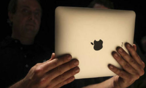 Is Apple launching a mini iPad in 2012?