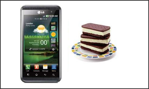 LG announces the schedule of Android 4.0 upgrade