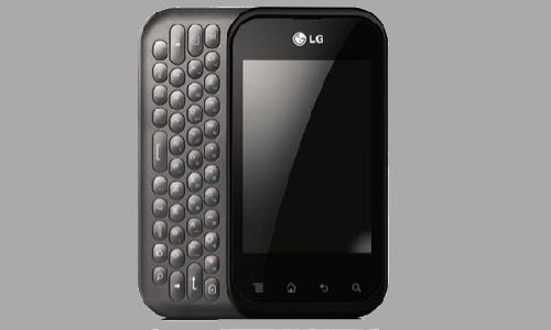 LG Eclypse: The android SmartPhone with 4G support