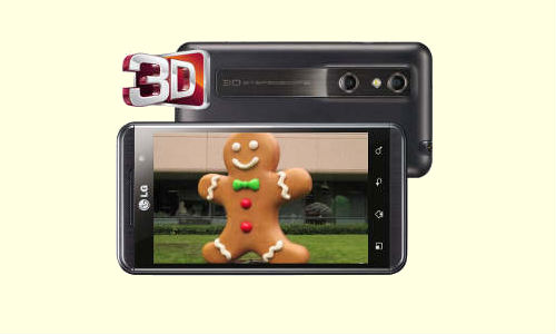 LG Optimus models get Gingerbread upgrade