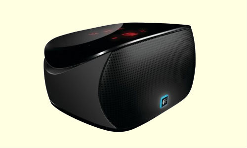 Logitech launches Mini Boombox speaker