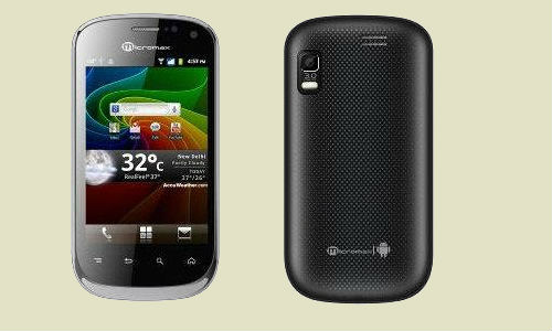 Micromax A85 and A75 android smartphones