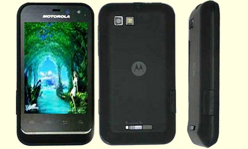 Motorola Defy Mini, an elegant looking touch screen phone