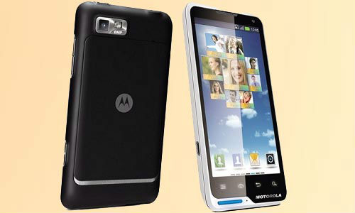 Go Multimedia crazy this season with the Motorola XT615