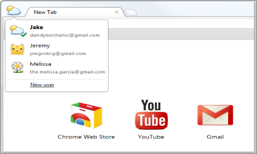 New Chrome Version Assures to Keep Multiple Google Accounts
