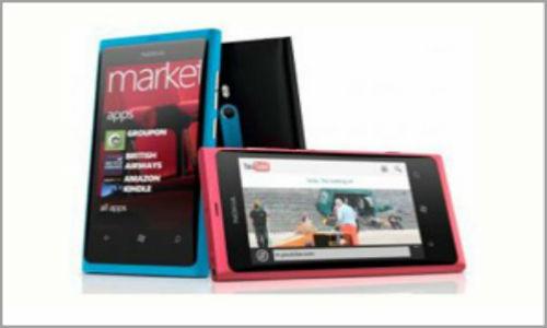 Nokia makes use of marketing blitz for Lumia phones