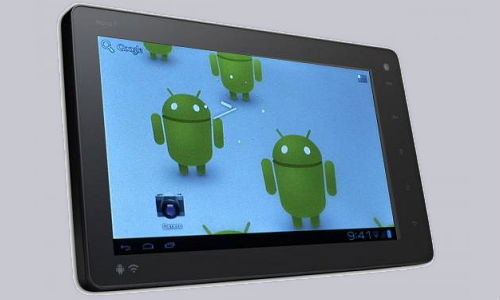 First ICS based tablet PC - The NOVO 7
