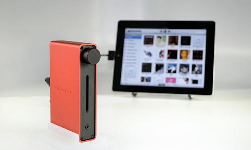 Nuforce iDo compact headphone amplifier for iPod