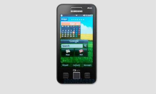 Samsung I6172 smartphone review