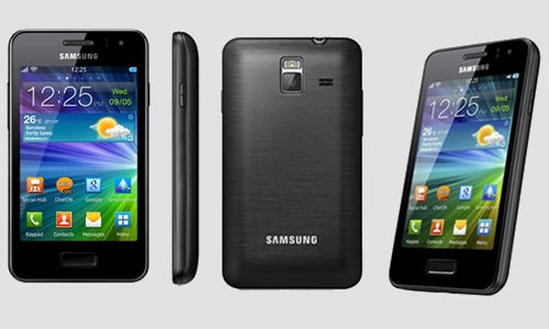 Samsung Wave M: The smartphone with high speed internet access