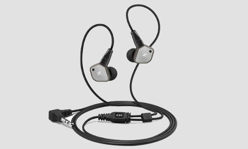Acoustic friendly Sennheiser IE60 and IE80 earphones
